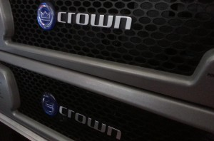 Crown XLS 1000 Amplifiers